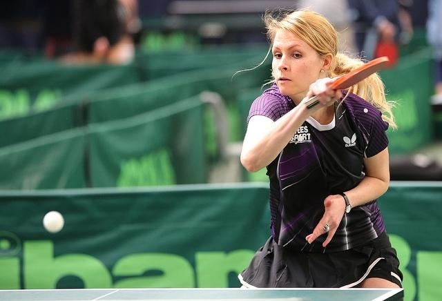 Ping Pong Is The New Darts At Alexandra Palace