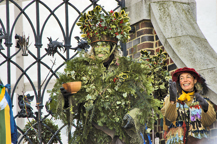 Bonkers Twelfth Night Celebrations This Sunday