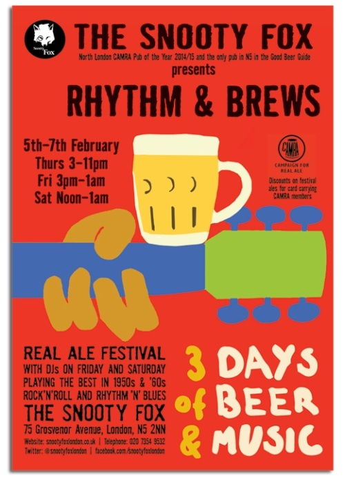 London Beer Festival Roundup: February 2015