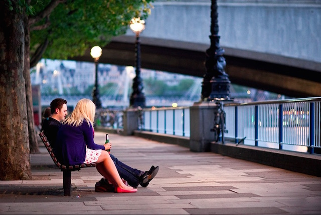 Spend Valentine's Day On South Bank