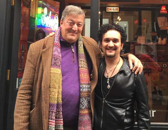 Stephen Fry's Plea To Soho Developers