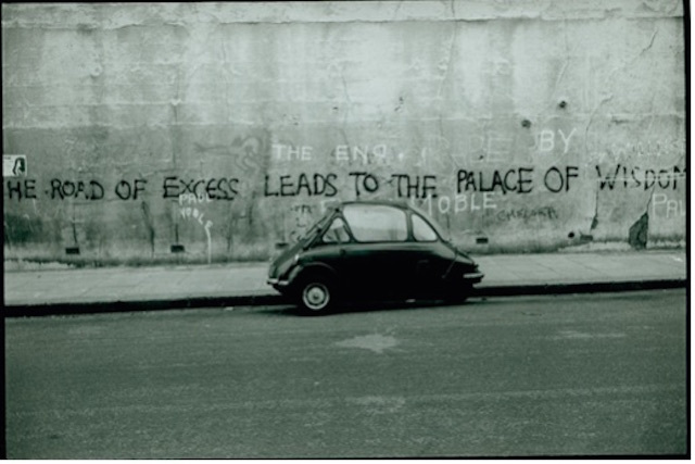 10 London Graffiti Slogans From The Last 50 Years
