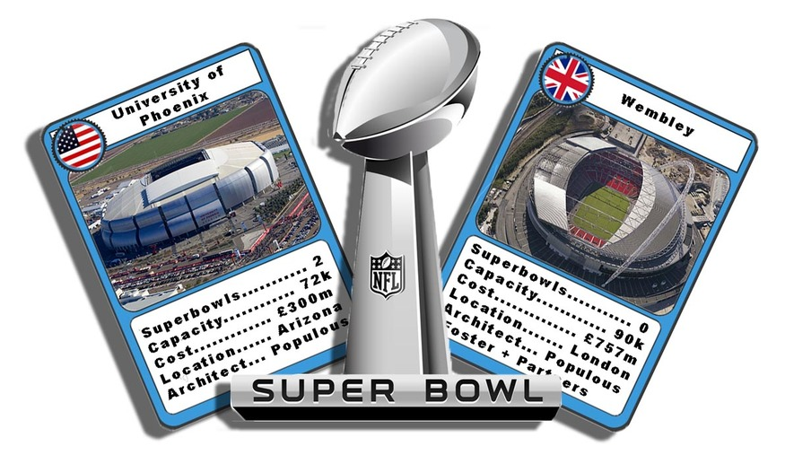 Could Wembley Host The Super Bowl?