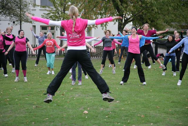 Alternative London Workouts: Bootcamps
