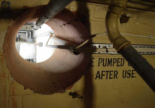 The Bunker Inside A Bunker