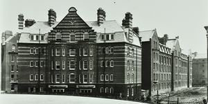 World's Oldest Council Estate At 125: Then And Now