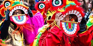 In Pictures: Chinese New Year In London 2015