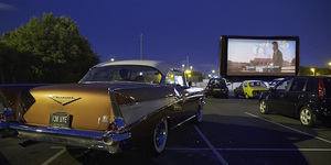 Drive Back To The Drive-In Film Club