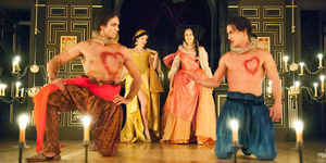 L'Ormindo Sparkles At The Sam Wanamaker Playhouse