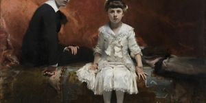 Society Portraits Of Artists By John Singer Sargent