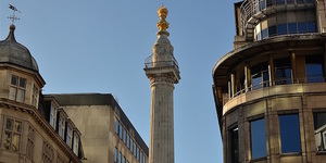 Listen To London Folklore As You Climb The Monument