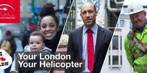 London's Air Ambulance Launches Appeal For Second Helicopter