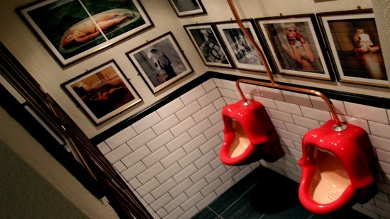 London's Best Restaurant Toilets