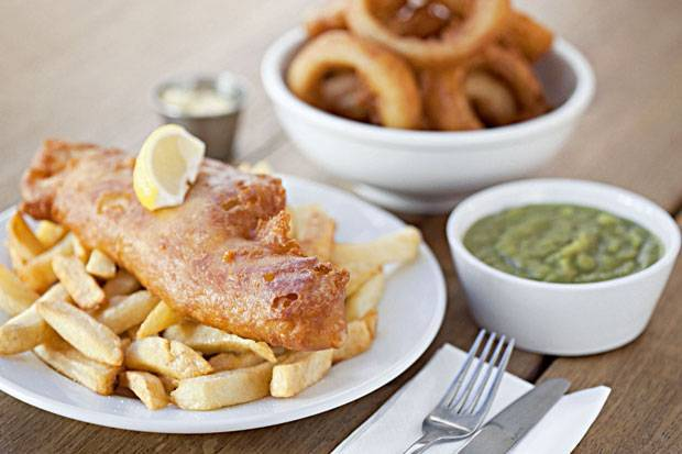 Looking for London's best fish and chips? These are the cod's pollocks