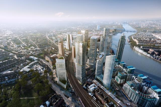 Skyscrapers that will transform the London skyline by 2020 Skyscrapers that will transform the London skyline by 2020 new picture