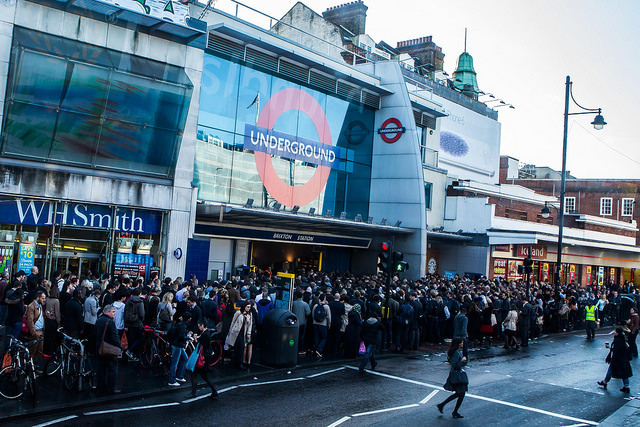 'Chaos' In Store For Brixton Commuters