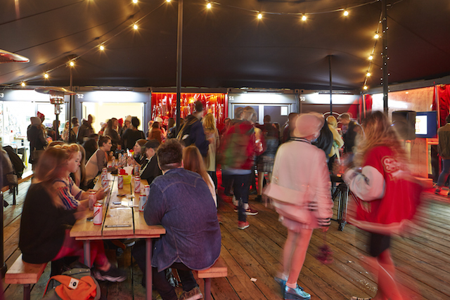 Creativity Mixes With Extravagance @BOXPARK For Valentine's Day