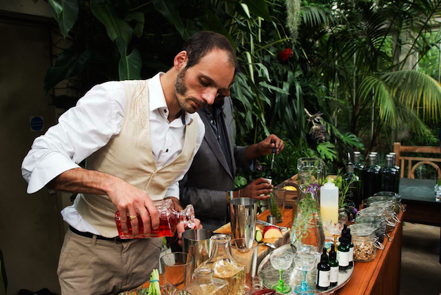 Sip Gin In The Greenhouse At Kew Garden Lates