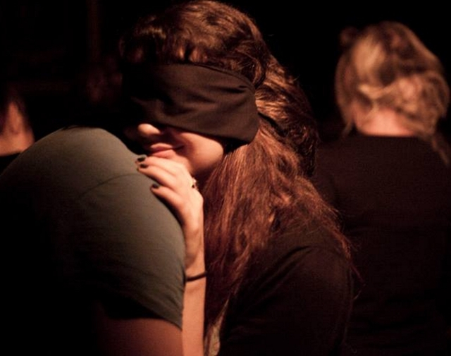 Blindfolded, Sung To And Hugged: New Show Will Invade Your Space