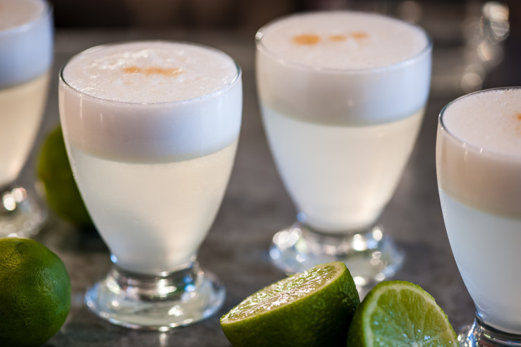 It's London Pisco Sour Week: Here's Where To Drink Them
