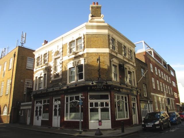 The best pubs in Borough - a surprising vote.
