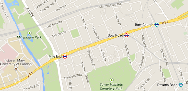 What's The Best Pub In Bow And Mile End?