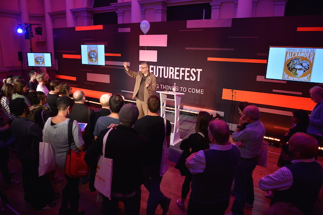 FutureFest: Visions Of The World Yet To Come