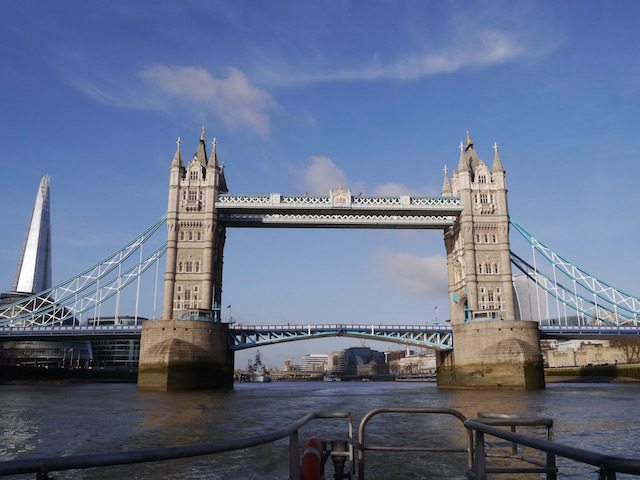 The Thames: Sights You've Probably Not Noticed and Facts You May Not Know