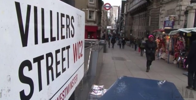 Video: How Bits Of A Duke Ended Up In A London Alley