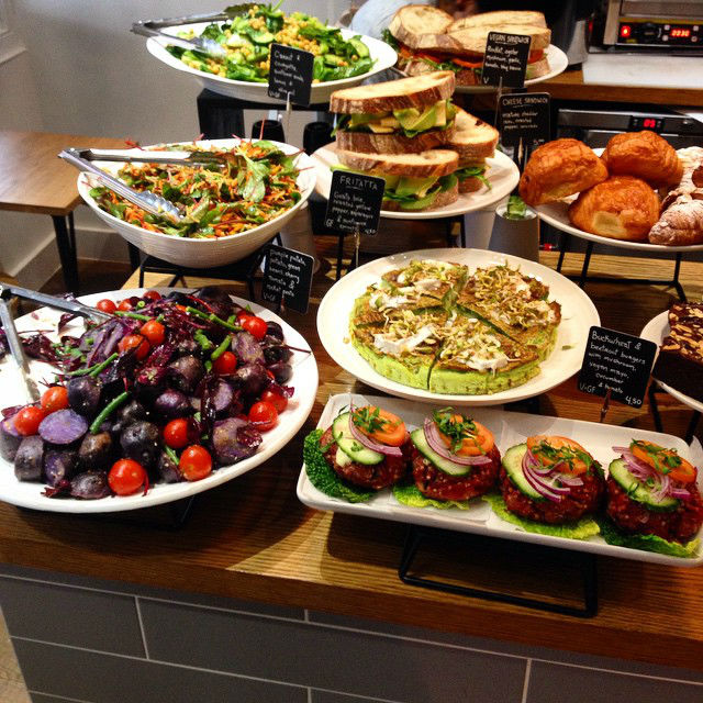 Kin Vegetarian Restaurant London