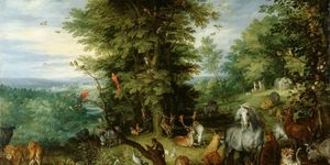 Gardens Galore In Painting Paradise At The Queen's Gallery
