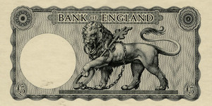 What Animals Can You Find At The Bank Of England?