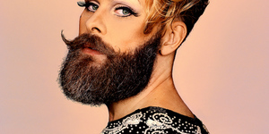Hipsters Rejoice! Beards Aplenty At Somerset House