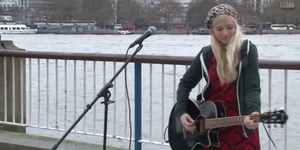 Video: What's It Like Busking On The South Bank?