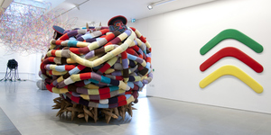 Torture And Textiles At The Serpentine Galleries