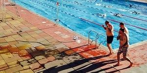 Swimming Shorts: Hampton Pool