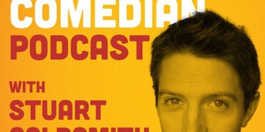 Comedy Connoisseurs' Favourite Podcast Comes To Soho Theatre