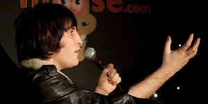 Noel Fielding Helps Amused Moose Comedy Club Launch New Home