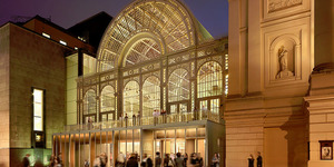 Royal Opera House Gets Go Ahead To 'Open Up'