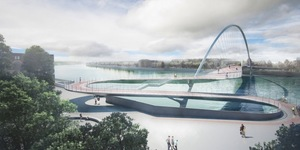 Four Designs Lead Nine Elms To Pimlico Bridge Plan