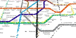 Animated: A Day On The London Underground
