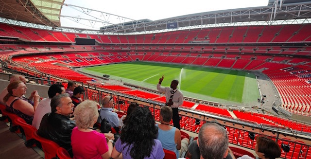 Go Behind The Scenes At London Sport Venues