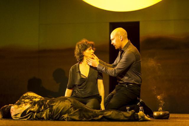 Juliette Binoche Stars In A Low-Key Antigone