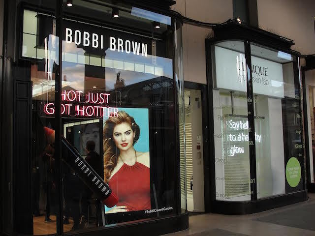 Where To Shop For Makeup In Covent Garden
