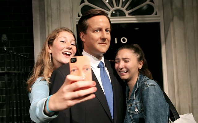 Election Fever: Cameron, Clegg And The Coalition Fangirls