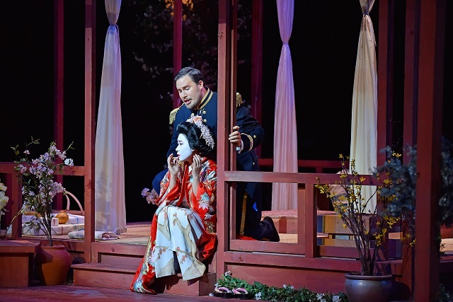 Madam Butterfly Soars At The Royal Albert Hall