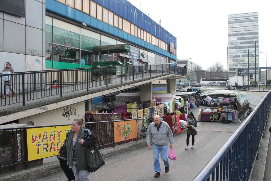 From the archive: an ode to Elephant and Castle Shopping Centre