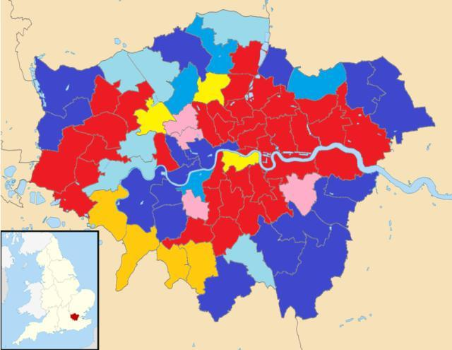 Centre For London Looks At The London Election Battlegrounds