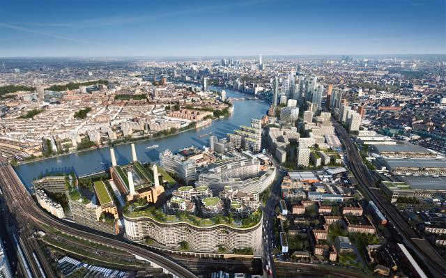 What's Happening At Nine Elms?