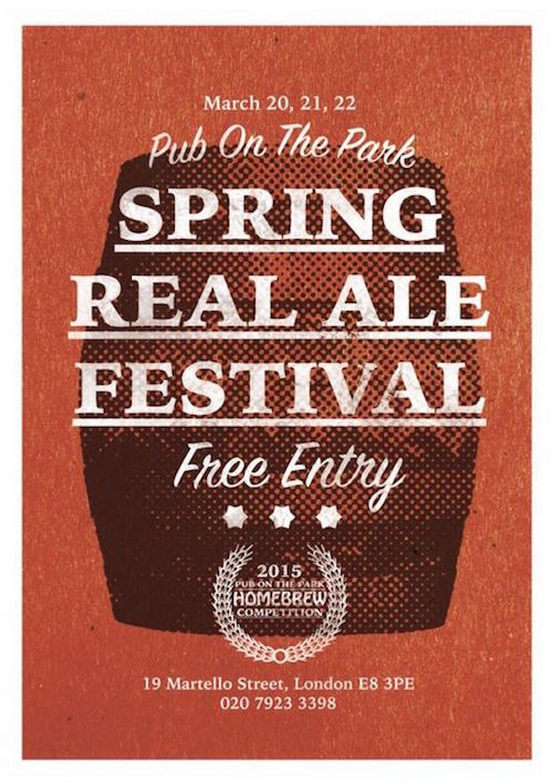 London Beer Festival Roundup: March 2015